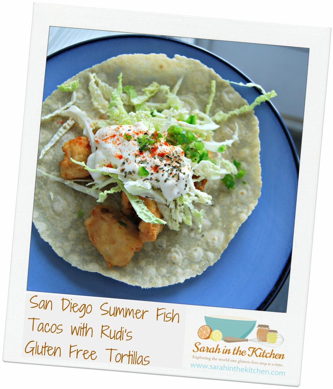 Sarah's Tacos Recipe — Dishmaps