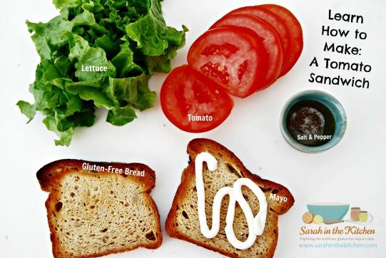 Tomato Sandwich Tutorial