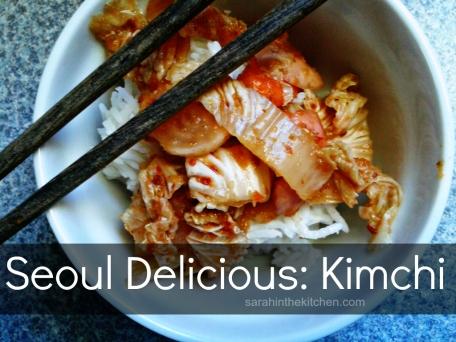 Seoul Delicious Kimchi