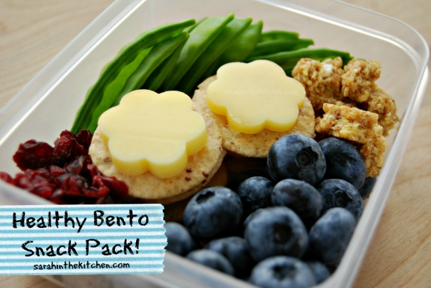 Bento Box Kids Snack