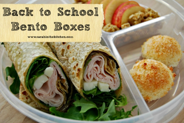 Bento Box Kids Lunch