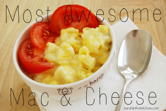 Mac & Cheese Blog