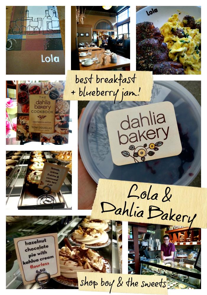 Lola Dahlia Collage
