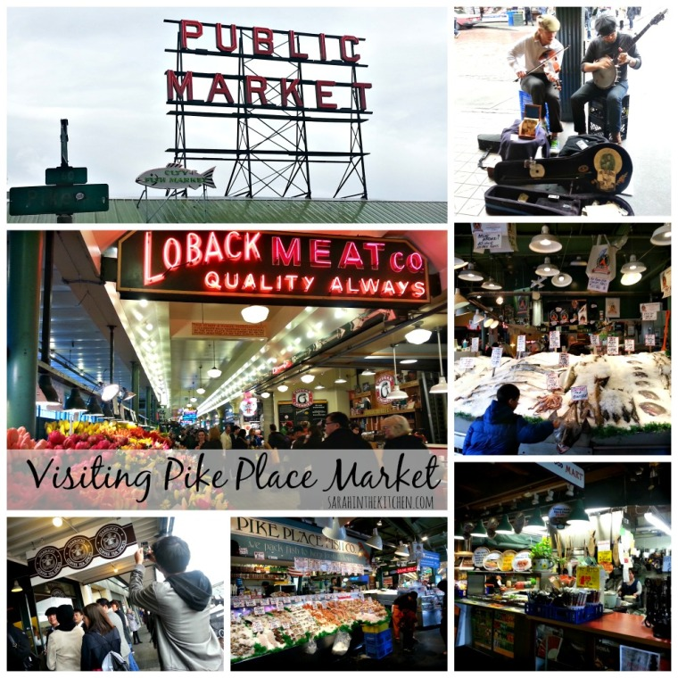 Pike Place Collage