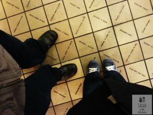 Seattle Rainy Feet