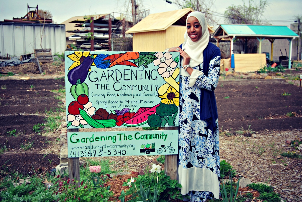 Qamaria Amatul-Wadud | Gardening The Community