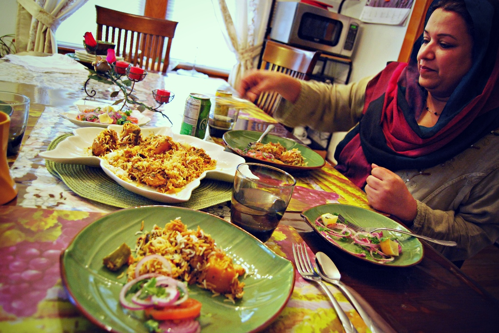 Meher Imam   Home Cook